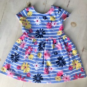 Gymboree wildflower 2T floral dress